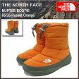 ザ ノースフェイス THE NORTH FACE ヌプシ ブーティー 65/35 ラシット オレンジ メンズ(the north face NUPTSE BOOTIE 65/35 Russet Orange ブーツ シューズ NF51486-RO ザ・ノース・フェイス THE・NORTHFACE)