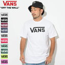 バンズ VANS Tシャツ 半袖 メンズ クラシック ( vans Classic S/S Tee ティーシャツ T-SHIRTS カットソー トップス メンズ 男性用 VN000GGG ヴァンズ )[M便 1/1]
