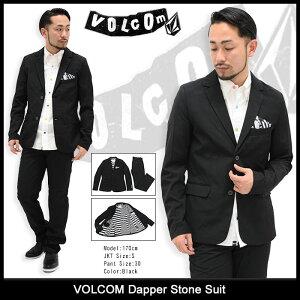 ボルコム ジャケット ダッパー ストーン セットアップ テーラードジャケット