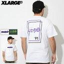 エクストララージ X-LARGE Tシャツ 半袖 メンズ ジェスチャー(x-large Gestures S/S Tee ティーシャツ T-SHIRTS カットソー トップス XLARGE Extra Large エックスラージ M18C1115)[M便 1/1] ice filed icefield