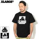 エクストララージ X-LARGE Tシャツ 半袖 メンズ OG ( x-large OG S/S Tee ティーシャツ T-SHIRTS カットソー トップス XLARGE Extra Large エックスラージ 101202011004 )[M便 1/1]