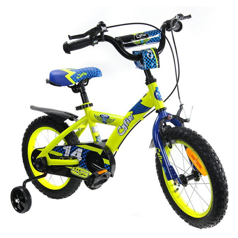 Cyfie 鷹さん 子供用自転車 14・16インチ