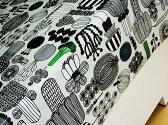 marimekko マリメッコ テーブルクロス PUUTARHURIN PARHAAT(10cm単位の販売) 撥水加工(はっすい) ビニールコーティング まりめっこ[10P03Dec16]