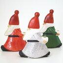 リサラーソン デザイン 陶器 SANTA STRESS(サンタストレス)