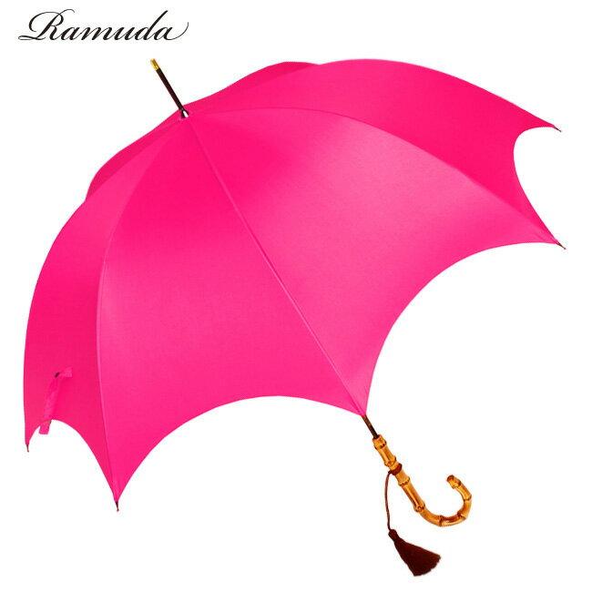 60×8ハイレグカット富士絹 [UV]紫外線防止加工 婦人洋傘【送料無料】【傘屋伝七/1192101p】【_包装】 細くて強く軽い富士絹婦人洋傘 形状美しいハイレグカットで雨の日も♪晴れの日も