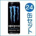 【送料無料は2ケース以上】 エナジードリンク モンスターアブソリュートリーゼロ355ml×24缶セット Monster Absolutely Zero Monster Energy モンスターエナジードリンク。