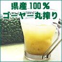 沖縄県産ゴーヤー100%ジュースゴーヤー原液500ml 無添加の丸搾り!青汁系健康飲料です。 10P05Nov16 【RCP】お歳暮ギフト