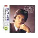 其它 - CD 野口五郎 Best&Best デラックス SBB-302【同梱・代引き不可】