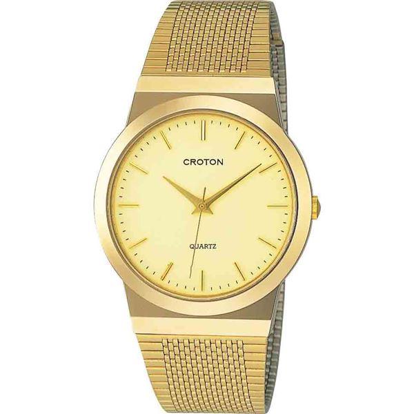 CROTON(クロトン) 腕時計 3針 日本製 RT-119M-4【同梱・代金引換不可】