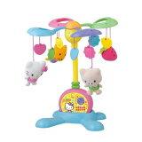 【レビュー投稿で豪華プレゼントのチャンス!】ローヤル (ToyRoyal) Hello Kitty やすらぎふわふわメリー