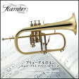 【SALE】【送料無料】 Kaerntner フリューゲルホルン Kaerntner ケルントナー KFG-50 初心者用 入門用 練習 コンサート ステージ 【代引不可】【02P03Dec16】