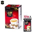 ショッピング家庭用 ベトナムコーヒー 3in1 instant coffee 10袋 砂糖ミルク入り ホット・アイス兼用 甘口 インスタントコーヒー ベトナム式 G7 【代引不可】【同梱不可】