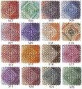 Panami メタリックヤーン<ルビー>503〜525 パナミ・メタリックカラー・メタリック手芸・キャンバス手芸