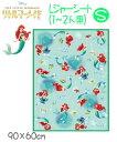 【ディズニー】リトルマーメードアリエル 1〜2人用レジャーシートS(90×60cm)【Disneyzone】【雑貨】