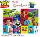 【ディズニー】トイストーリー1人用レジャーシート(90×60cm)【Disneyzone】【雑貨】