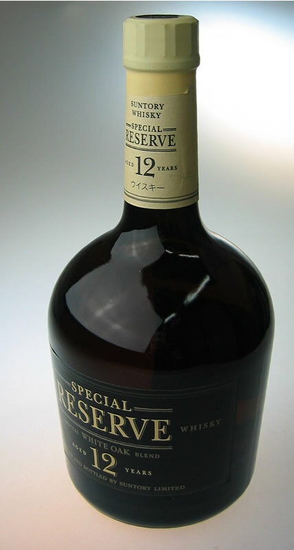 Special reserve 700 ml whiskey 02P01Sep13