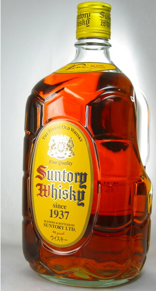 Suntory corner Jumbo 1920 ml whiskey