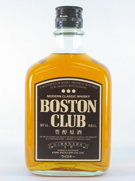 Boston Club, nobuhira unblended 640 ml 02P01Sep13