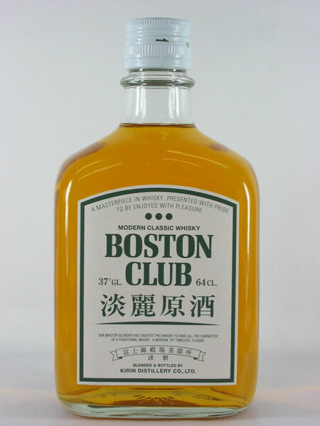 Boston Club pale Li unblended 640 ml 02P01Sep13