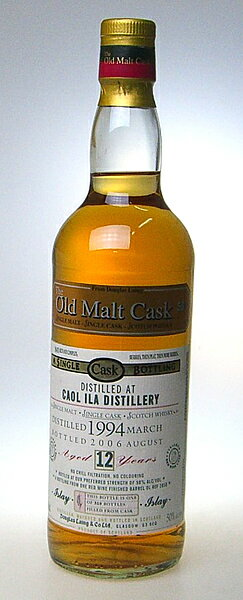 Calera wine finish 1994.12 50 year single malt whisky 700 ml