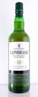 Laphroaig 18 year 48-degree 700 ml