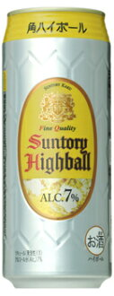 Suntory Kaku highball can 500 ml x 24 cans 1 case 02P01Sep13