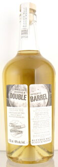 Double-barrel ardbeg & Glenrothes 46 degrees single malt whisky 700 ml