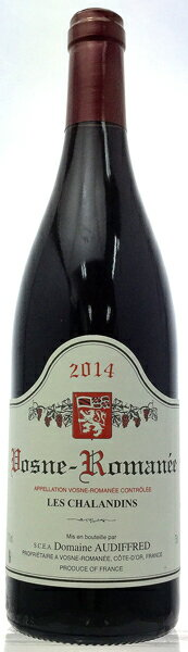 Vosne-romanee Les sharandin [2011] 750 ml