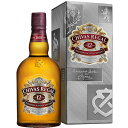 ウイスキー シーバスリーガル 12年 1000ml 40度 イギリス スコットランド ブレンデッド ギフト プレゼント(4539594100323)