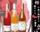 季節限定♪人気醸造家が華やかに競い合う!ブルゴーニュ ロゼ 3本セット 【送料無料】【今月のワイン】【母の日・ギフト】