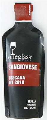 100 ml of サンジョヴェーゼ Italy