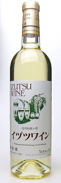 Shinshu Kikyo months Hara standard Niagara 720 ml Japan white wine