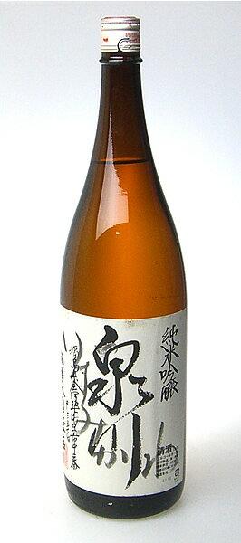 【廣木酒造】泉川 純米吟醸 1800ml 02P03Sep16