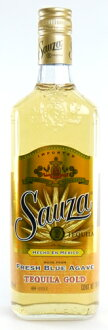 Tequila Sauza gold 40 ° c 750 ml 02P01Sep13