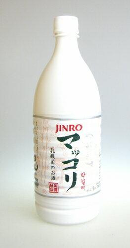 【眞露】JINROマッコリ 1000ml 眞露(...の商品画像