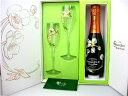 結婚祝い、ヴァレンタイン、ホワイトデーなどの特別な日にペリエ・ジュエ ベル・エポック グラスセット ハーフ [2002]