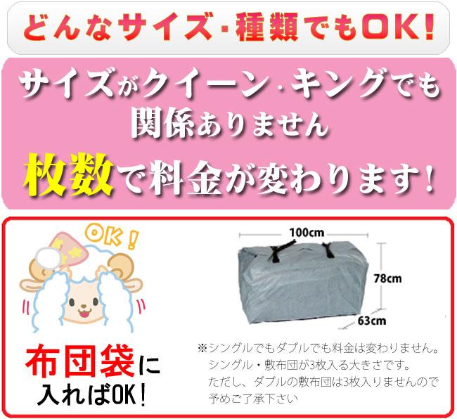 【圧縮付】布団クリーニング 1枚★1位獲得 カ...の紹介画像3