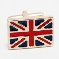 【送料無料】イギリス国旗カフスボタン/カフリンクス