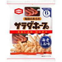 亀田製菓)サラダホープ(海老しお味)80gの商品画像