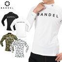 バンデル ハイネック ロングTシャツ BANDEL highnecked Long T-shirt/バンデル アンダーウェア Tシャツ/ロングTシャツ/長袖/【楽天BOX受取対象商品】