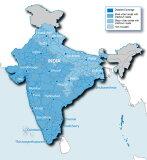 City Navigator India NT microSD/SD card(シティナビゲーターインド NT microSD/SDカード)GARMIN(ガーミン)