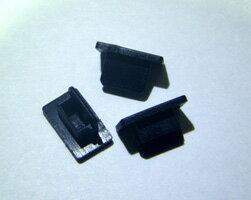 USB 용 보호 캡 (miniB 타입) 3 개 들이 팩
