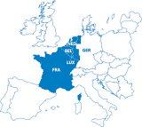 City Navigator Europre NT - Benelux/France microSD/SD card(シティナビゲーターヨーロッパ NT - ベネルックス/フランス