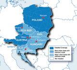 【送料・】City Navigator Europe NT - Northwest Eastern Europe microSD/SD card(シティナビゲーターヨーロッパ NT