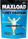 グリコ マックスロード ホエイプロテイン サワーミルク味【1kg】76011POWER PRODUCTION パワープロダクション≪あす楽対応≫