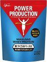 グリコ マックスロード ホエイプロテイン サワーミルク味【3.5kg】POWER PRODUCTION パワープロダクション《あす楽対応》