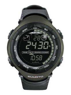 ◆ price reduction! ◆ Suunto Vector Military Green (Suunto Vector military green) vector series