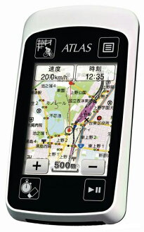 In addition to handy GPS map ASG-CM13