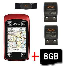 핸디 GPS 맵 ATLAS ASG-CM31SP < ユピテル 사제 > YUPITERU 아틀라스 ≪ 운영 ≫