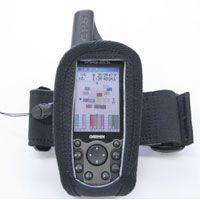 Arm type GPS holder